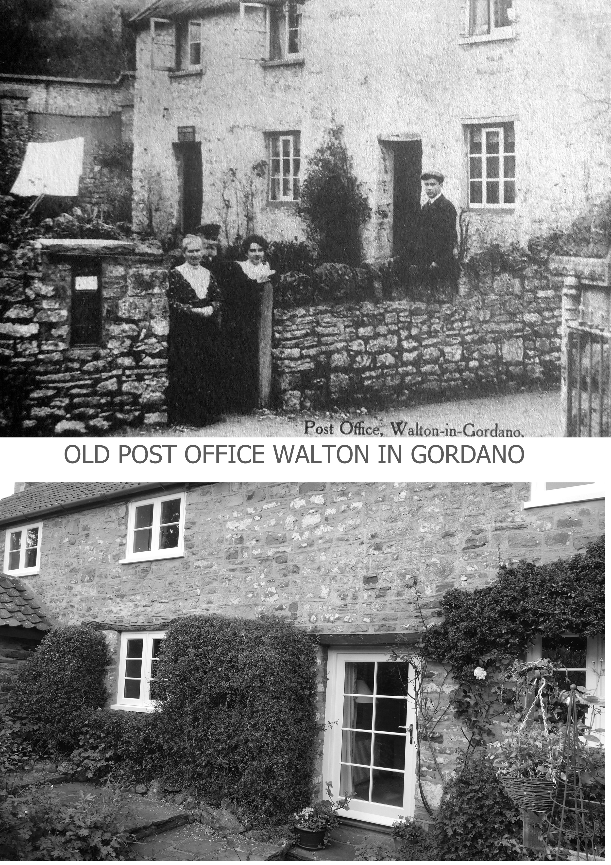 Old Post Office,Walton in Gordano